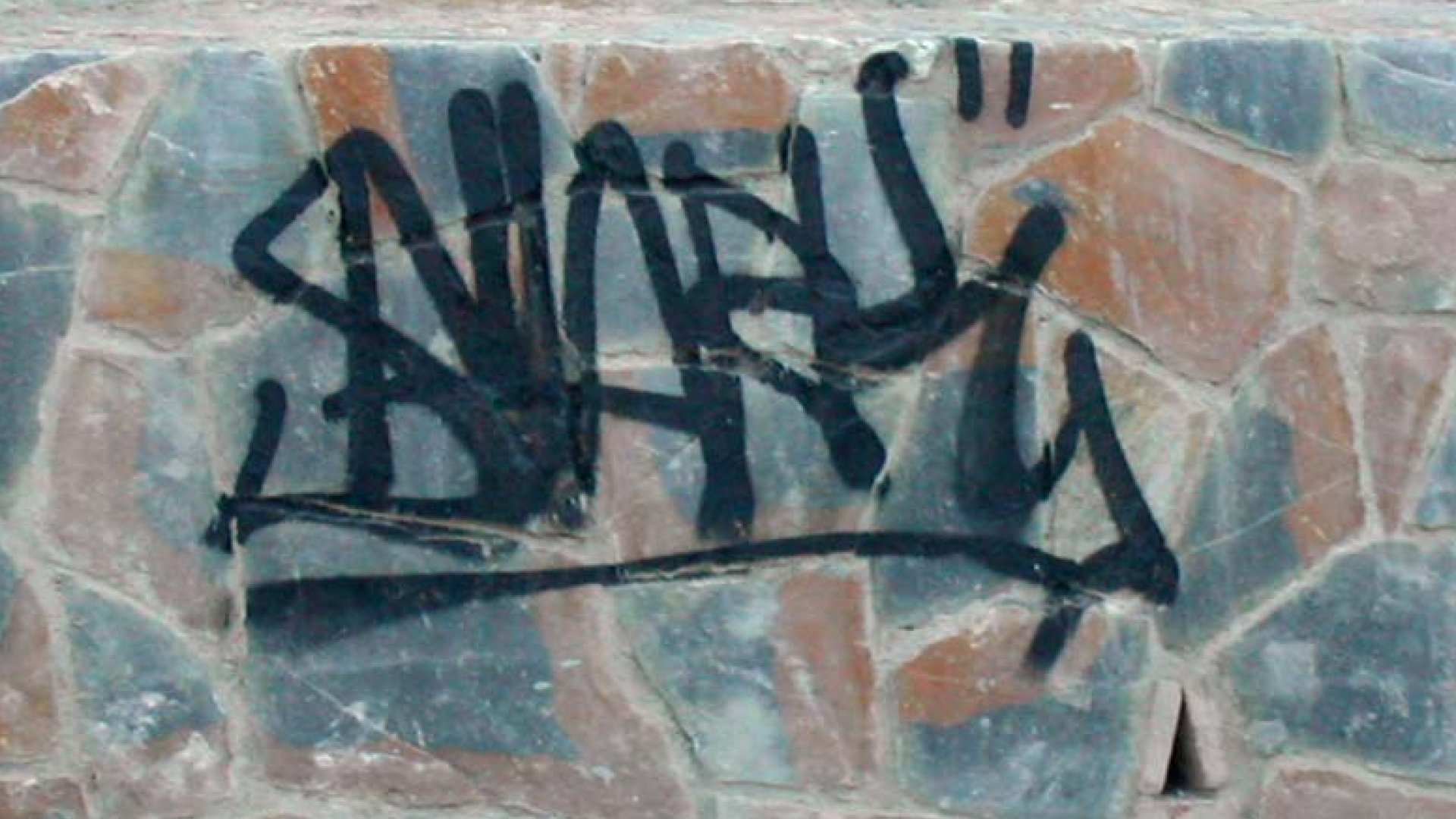 Manchas y grafitis